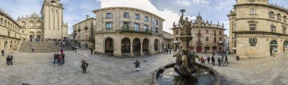 Praterías Square