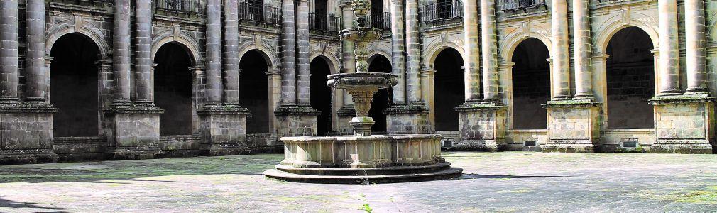 Mosteiro de San Martiño Pinario. Visitas guiadas.