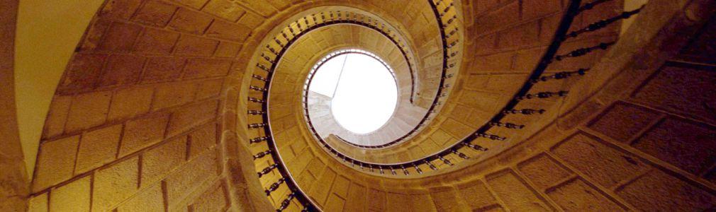 Bonaval: Triple free-standing spiral staircase