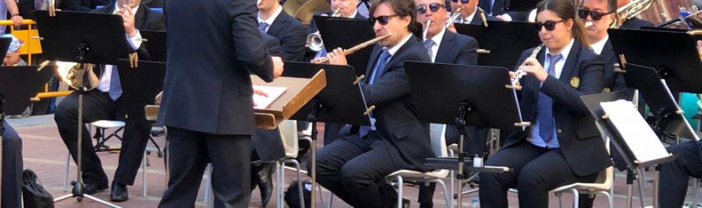 'Banda Municipal de Música de Santiago. Barrio de Lavacolla'