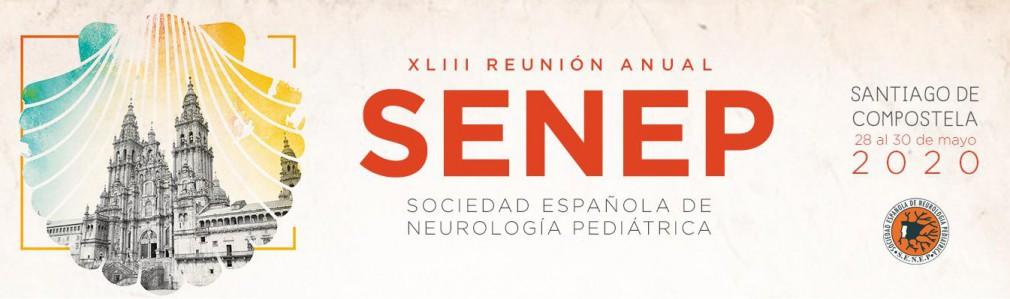 XLIII Reunión anual de la Sociedad Española de Neurología Pediátrica [Aplazado. Nueva fecha: 08-10 de abril 2021]