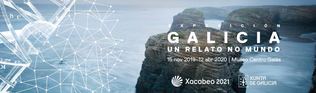 Visita guiada á exposición 'Galicia, un relato no mundo'