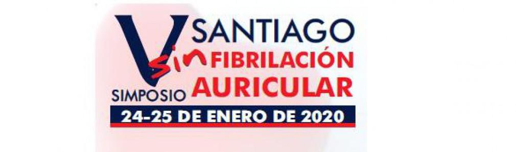 V Simposio Santiago sin Fibrilación Auricular