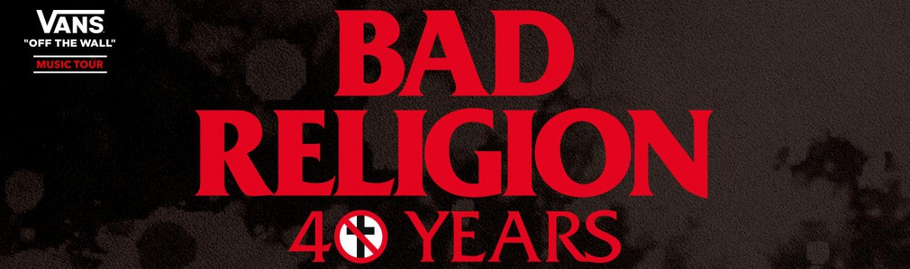 Bad Religion 40 Years
