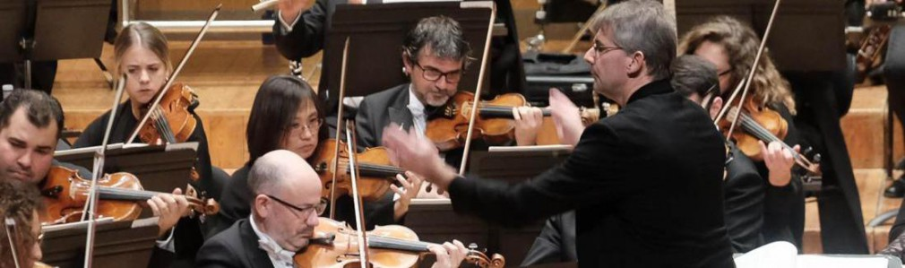 Outros mundos: Real Filharmonía de Galicia with Jonathan Webb