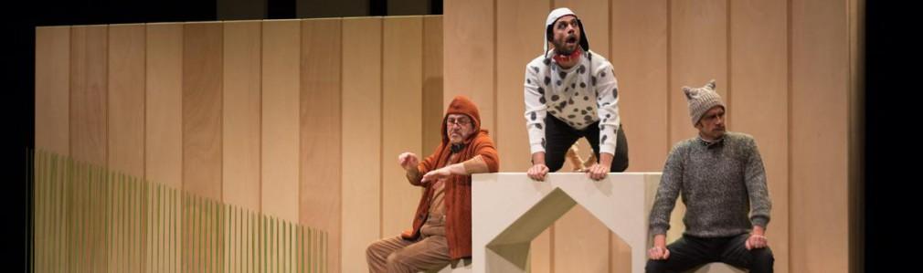 Vida de Cans - Talía Teatro