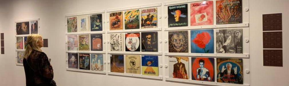 Xirarei: Deseño de cubertas no disco galego 1955/1995