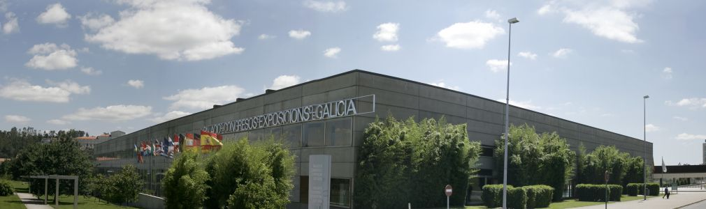 Palacio de Congresos e Exposicións de Galicia (congress and exhibition hall)