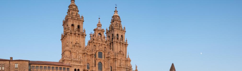 The Obradoiro façade