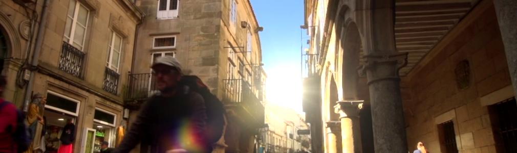 Ultreia! #CompostelaWithYou