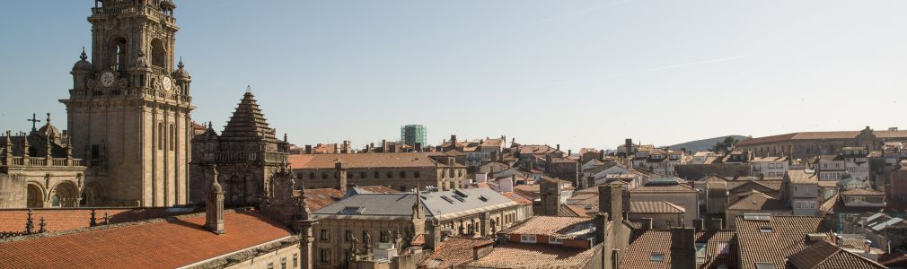 Santiago: Historic city centre