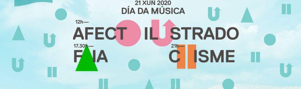 Día da Música: El afecto ilustrado + Faia + Chisme