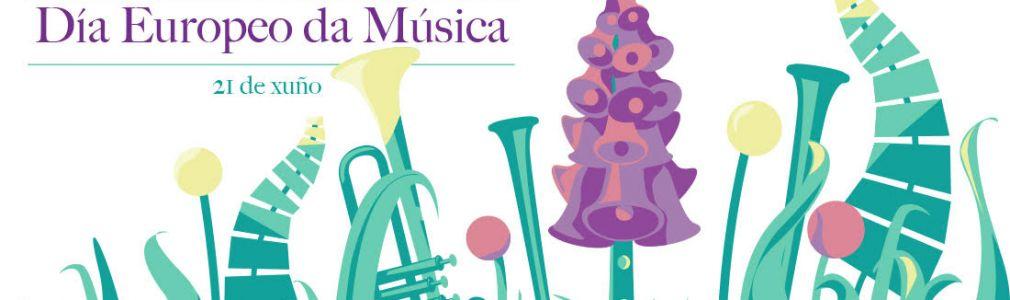 Día Europeo da Música: Música para camiñantes
