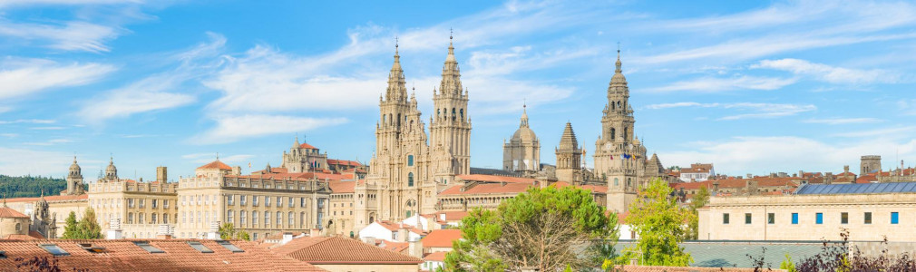 "Santiago, the Spanish city with the most ""Prepared Against Covid"" certifications"
