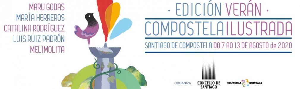 Compostela Ilustrada- Summer Edition