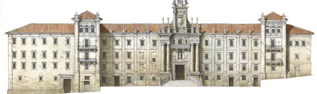 Monastery and Church of San Martiño Pinario