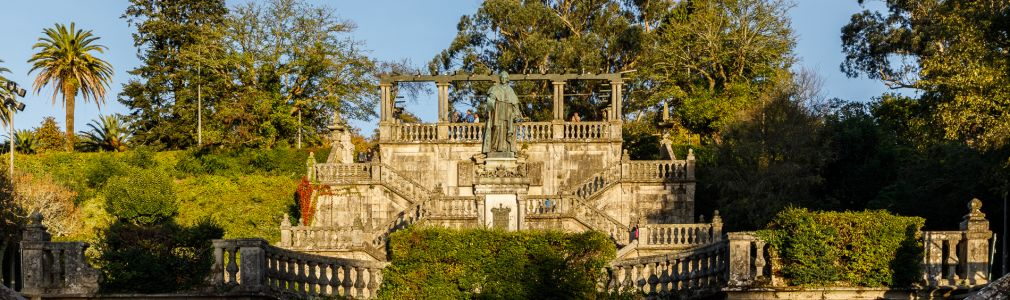 Parque da Alameda - Campus Sur
