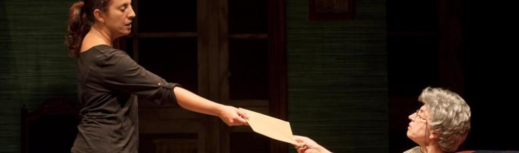 35 anos de Teatro do Atlántico: Dúas donas que bailan