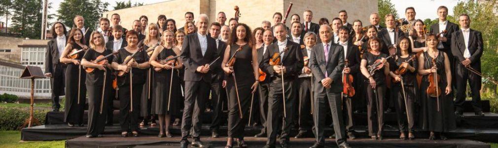 Real Filharmonía de Galicia. Só Mozart