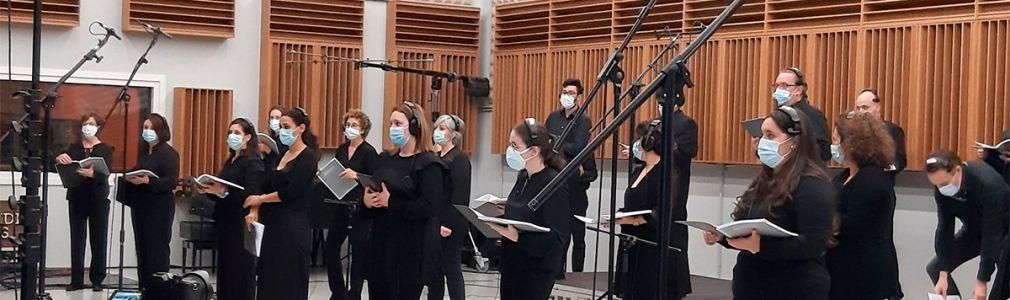 Orfeo e Eurídice - RFG e o Coro da Orquestra Sinfónica de Galicia