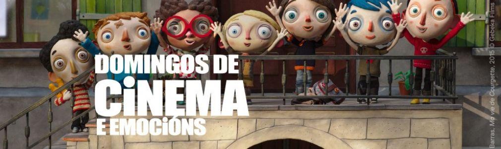 Domingos de cinema e emocións