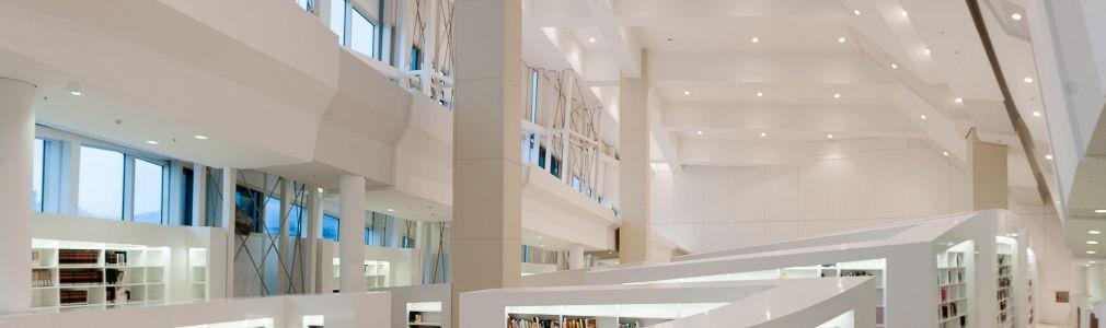 Cidade da Cultura library
