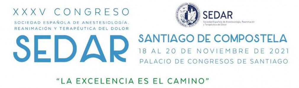 XXXV Congreso Sociedad Española de Anestesiología, Reanimación e Terapéutica del Dolor