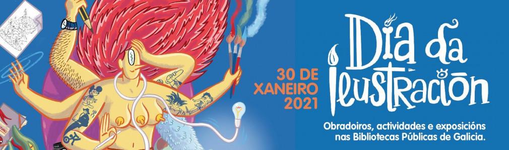 Día da Ilustración 2021: Lolita Díaz Baliño