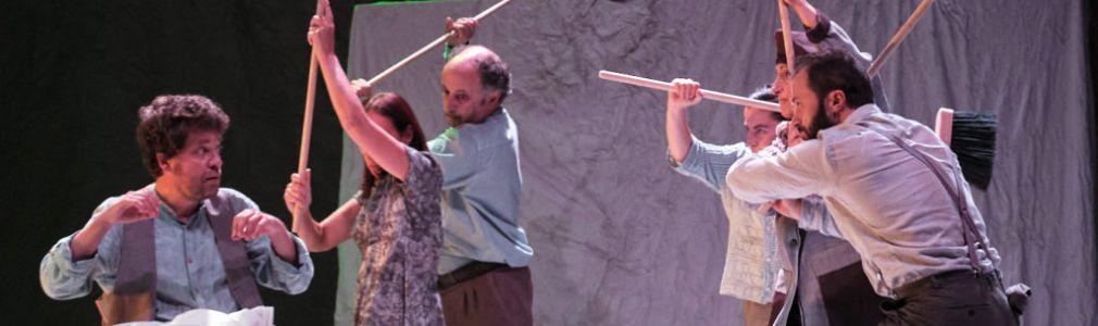 A lingua das bolboretas - Sarabela Teatro
