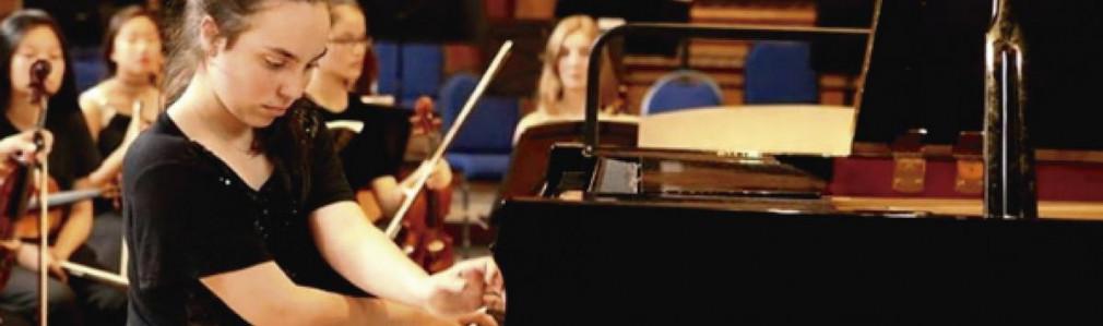 Concerto de piano. Alba Raña