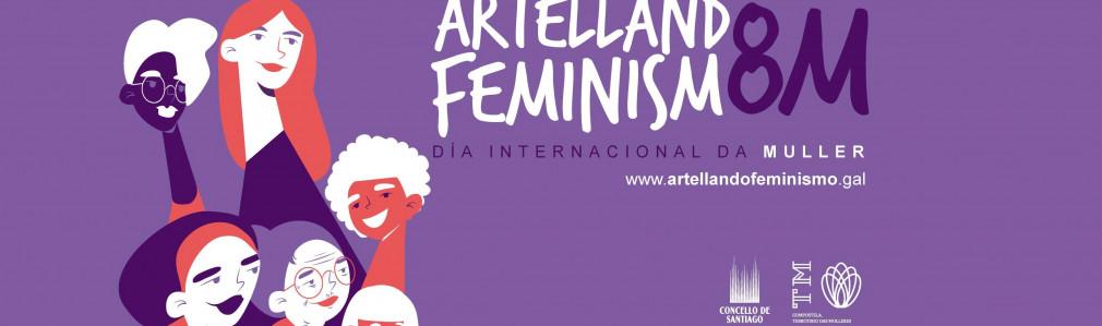 Artellando Feminismo 8M