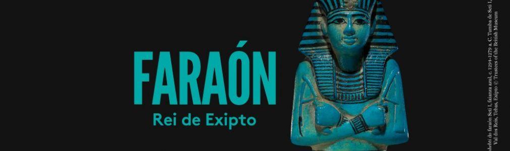 Faraón. Rei de Exipto