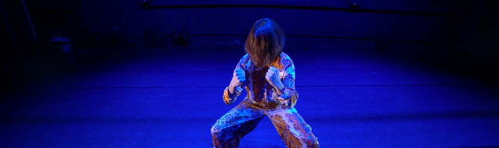 Bailar agora · Marta Alonso Tejada
