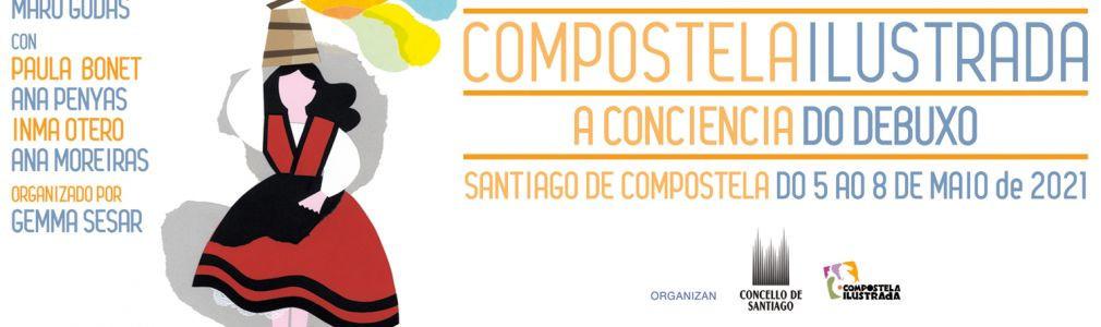 Compostela llustrada. Edición Primavera