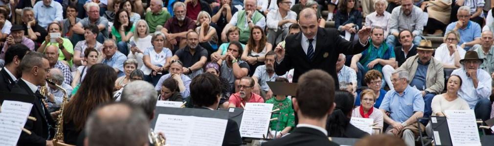 Banda Municipal de Música & Brincadeira: Unha noite de amor con Lela