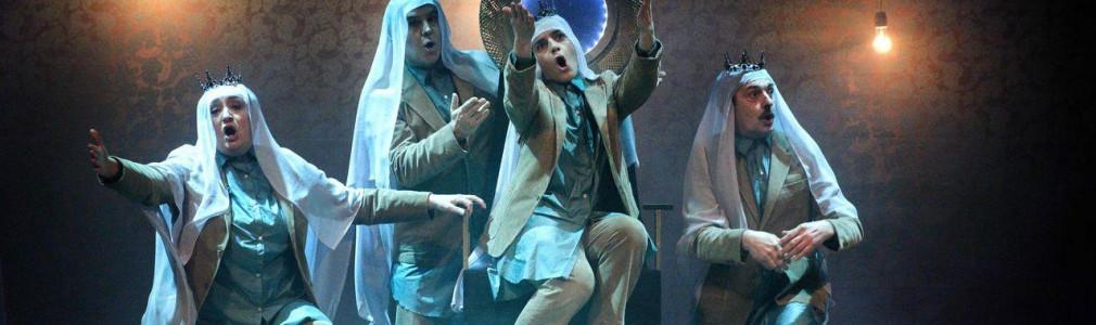 Estrela do día - Producións Teatrais Excéntricas