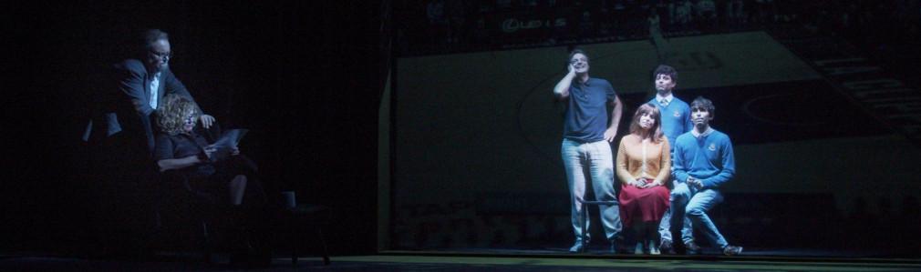 O mozo da última fila - Redrum Teatro