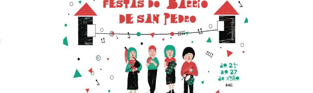 Festas do Barrio de San Pedro 2021