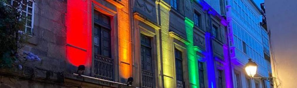Compostela Diversa 2021: Iluminación especial