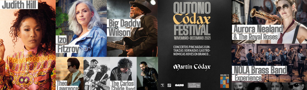 Outono Codax Festival 2021