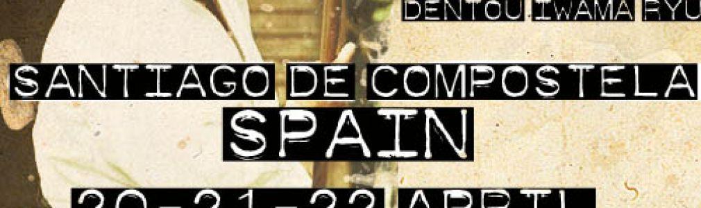 I Seminario Internacional de Aikido Dento Iwama Ryu en España