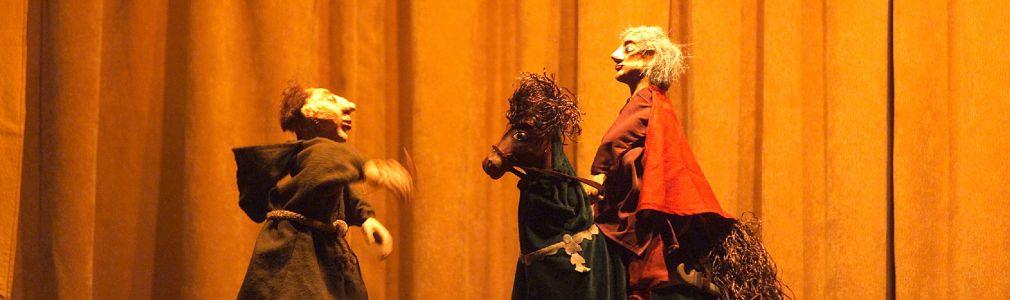 Ciclo 'Escena en familia': 'El-rei Artur e a abominable dama'