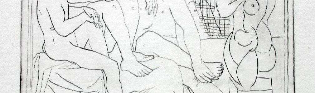 Pablo Picasso: 'Suite Vollard'
