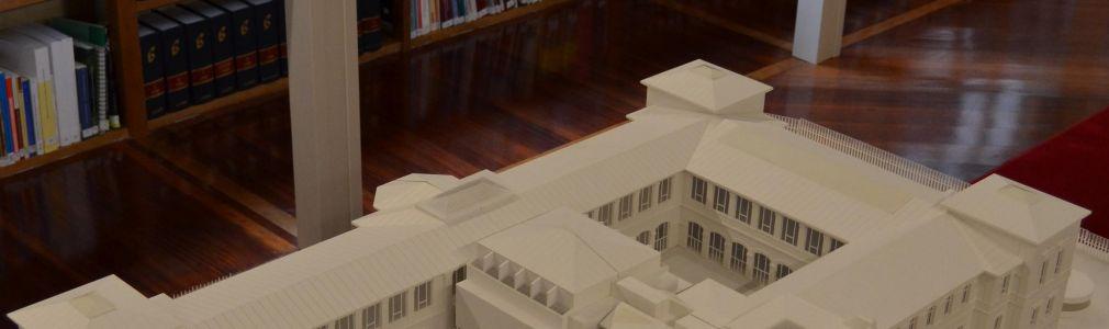 'La arquitectura del Parlamento de Galicia'