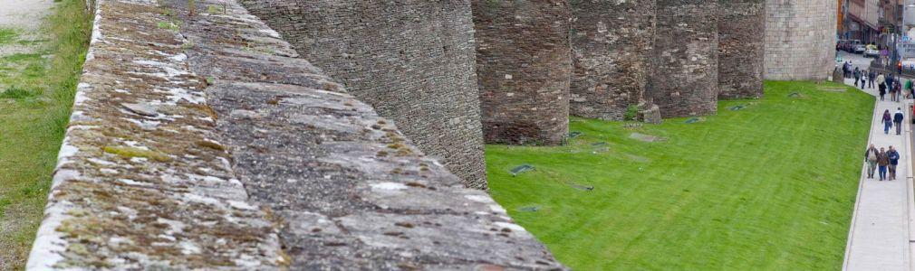 Peter Schneider: 'A Muralla / The Wall'