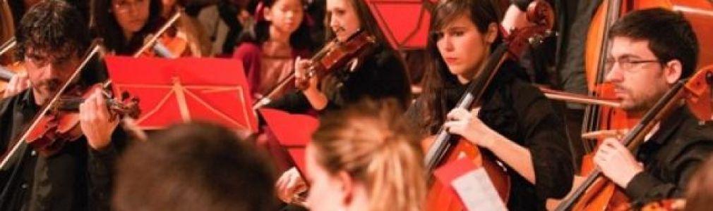 Jornadas de Música Contemporánea 2013: Orquesta del Espacio de Cámara de la USC