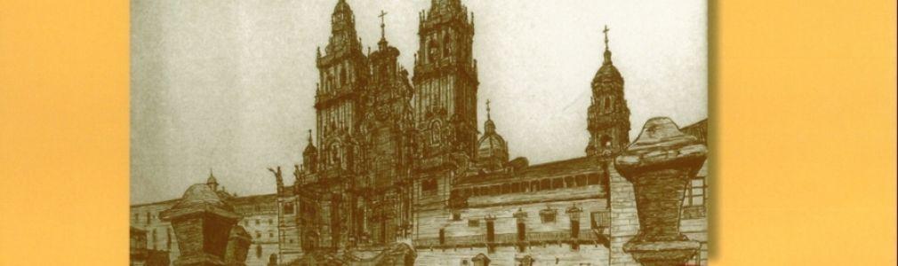 Presentación del libro 'Láminas de Compostela'