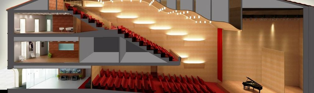 Inauguración del Auditorio Novacaixagalicia
