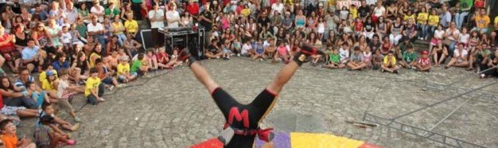 'Verán na rúa 2014': Gran Gala de Circo Ruactiva