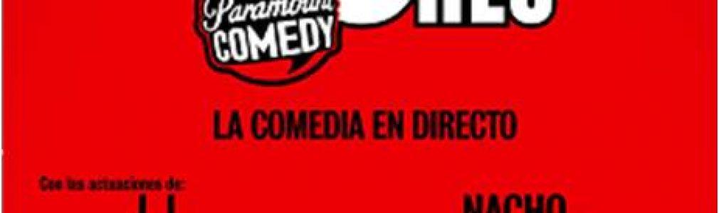'Las noches de Paramount Comedy': J.J. Vaquero & Nacho García